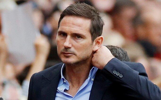 Frank Lampard: 'Liverpool maçına hazırım, korkmuyorum!'