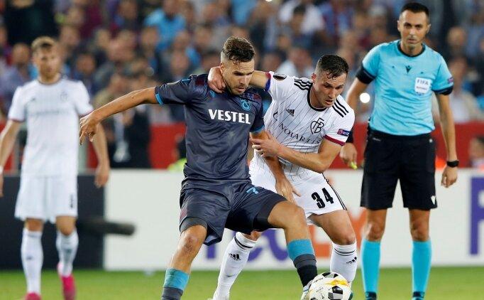 Trabzonspor salladı ama yıkamadı
