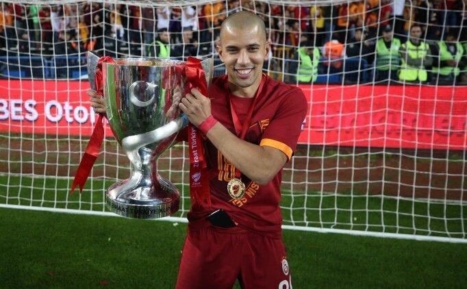 Sofiane Feghouli: 'İnşallah şampiyon olacağız!'