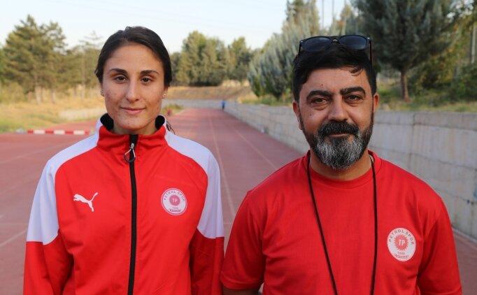 Milli atletin tarladan Arjantin'e uzanan başarısı