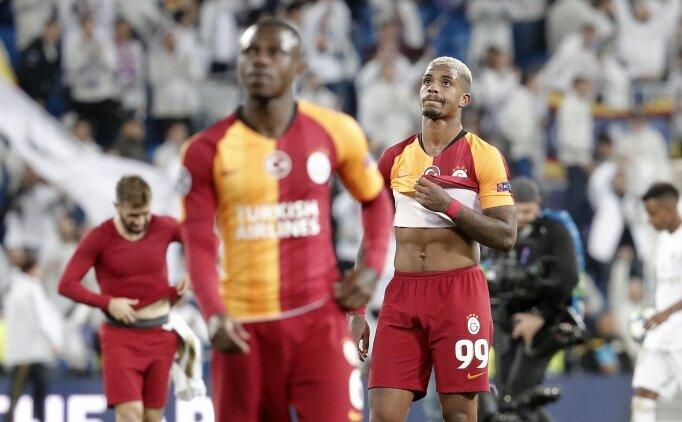 Galatasaray'da hayalet performans