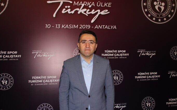 Türkiye, spor turizminden daha fazla pay almak istiyor
