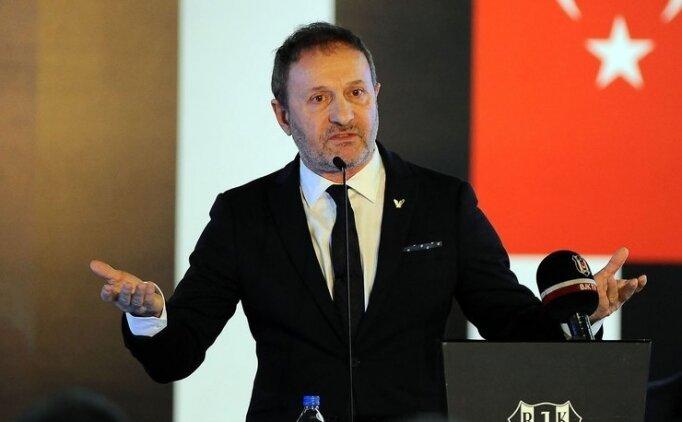 Beşiktaş'ta Hürser Tekinoktay, adaylığını açıklıyor!
