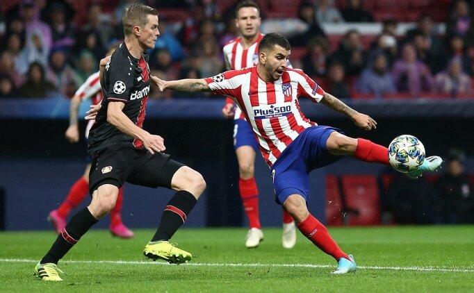 Atletico Madrid 3 puanı tek gol ile aldı