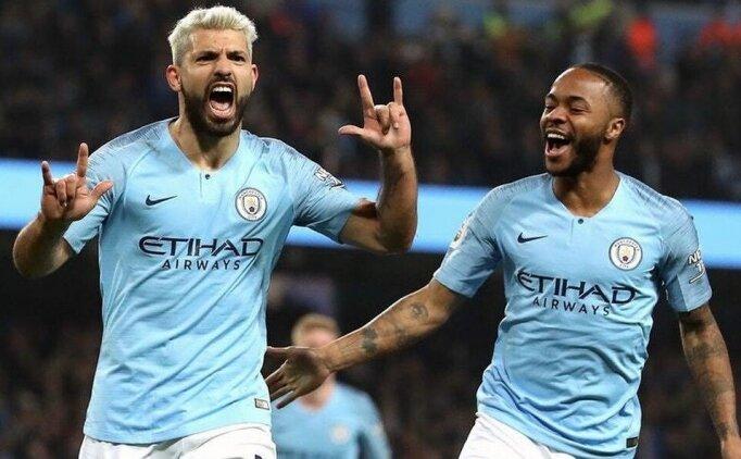 Manchester City kabustan 5 golle uyandı!