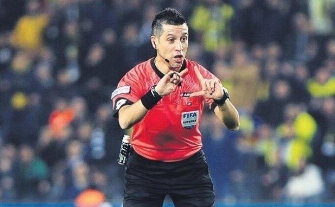 Süper Lig'de 4. haftanın hakemleri açıklandı