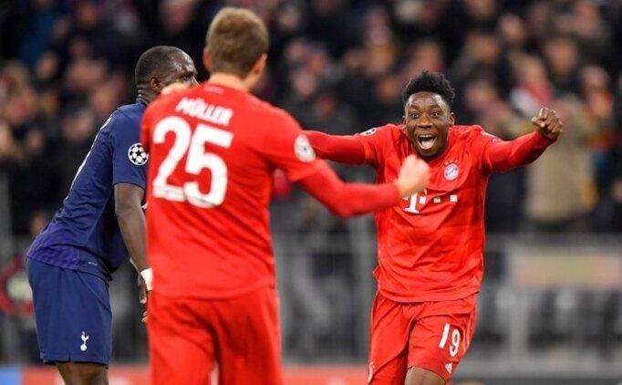 Bayern Münih, 6'da 6 ile bir üst turda!