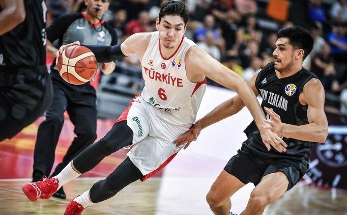 A Milli Basketbol Takımı olimpiyat mücadelesi verecek