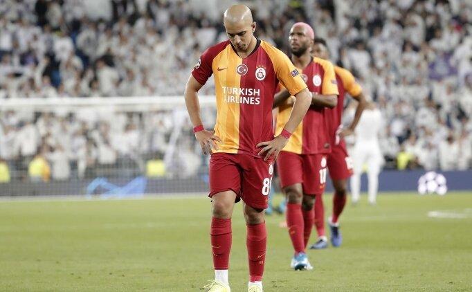 Galatasaray'ın buhar olan 121 milyonu!