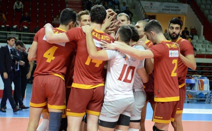 Galatasaray HDI Sigorta, doludizgin devam ediyor!