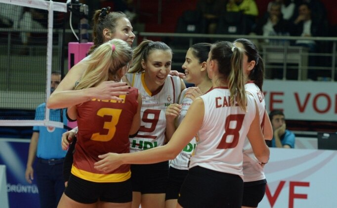 Galatasaray HDI, son sette kazandı