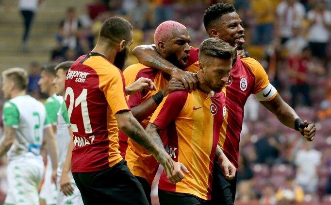 Galatasaray'ın ligdeki 'en'leri