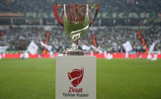 Türkiye Kupası'nda 2. tur eşleşmeleri belli oldu