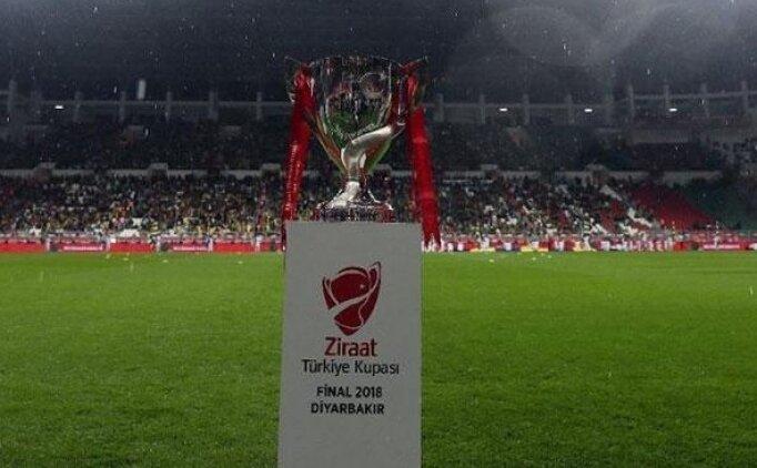 Türkiye Kupası'nda 2. tur maçlarının programı belli oldu
