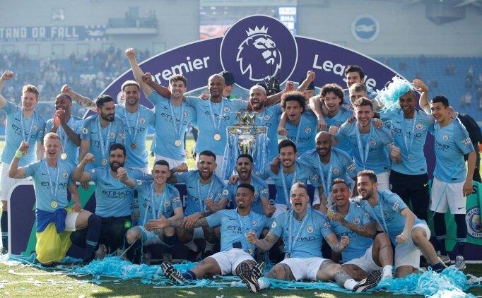 Manchester City cezadan kurtuldu