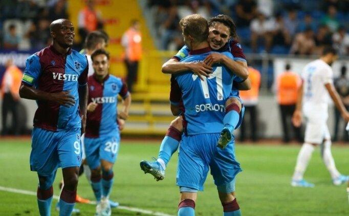 Trabzonspor, AEK'yı konuk ediyor