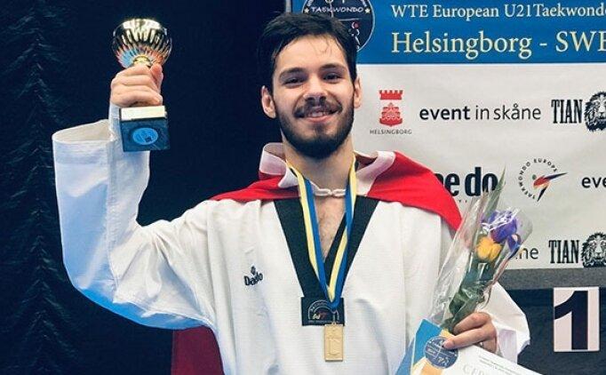 Ferhat Can Kavurat, Avrupa şampiyonu