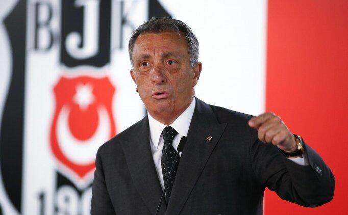 Ahmet Nur Çebi 67 milyon verdi, Fikret Orman'a borç ödendi