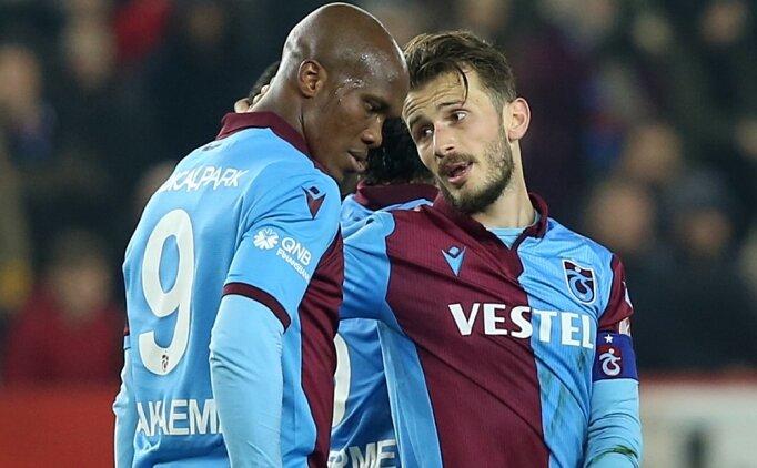Trabzonspor'da Fenerbahçe eşleşmesi için geri sayım