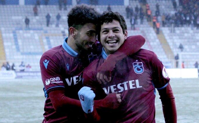 Trabzonspor'da Guilherme'nin talihsizliği