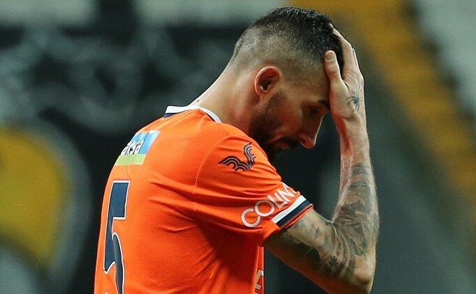 Başakşehir'in 4 maçlık serisi sona erdi