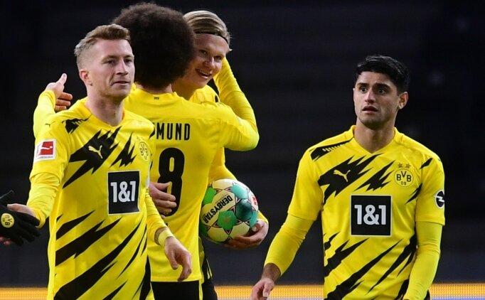 Haaland çıldırdı, Dortmund deplasmanda gol şov yaptı