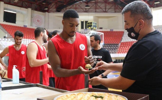 Gaziantep Basketbol yeni sezon hazırlıklarına başladı