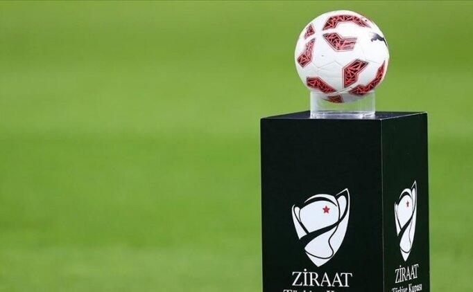 Ziraat Türkiye Kupası'nda yarı final heyecanı başlıyor