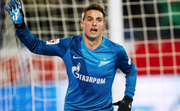 Beşiktaş, Guilherme'nin yanına Robert Mak'ı istiyor