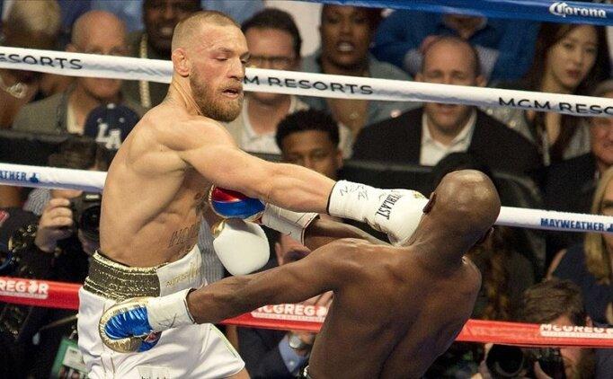 Conor McGregor'dan koronavirüsle mücadele için 1 milyon avroluk yardım
