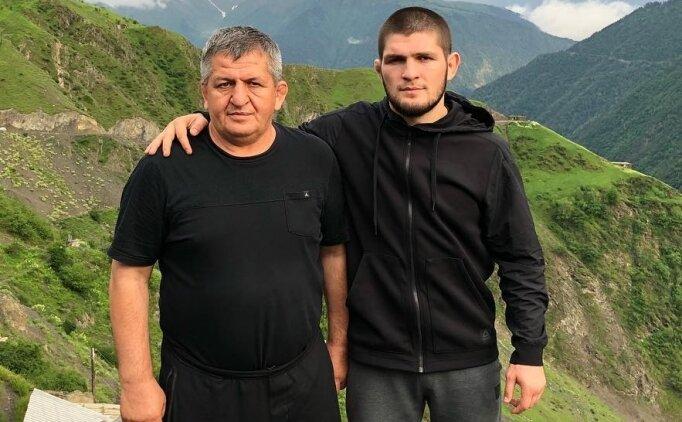 Khabib Nurmagomedov'un koronavirüse yakalanan babasının durumu kritik