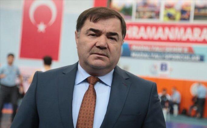 Güreş Federasyonu Başkanı Musa Aydın: 'Türk sporunun her zaman lokomotifi olduk'