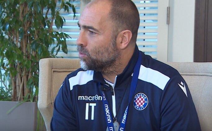 Igor Tudor: 'Bizim kadromuzla Galatasaray iki kez şampiyon oldu'