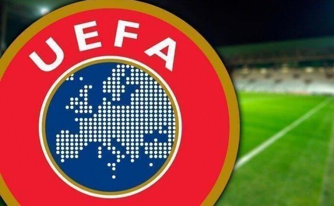 UEFA'dan Şampiyonlar Ligi ve UEFA Avrupa Ligi kararı