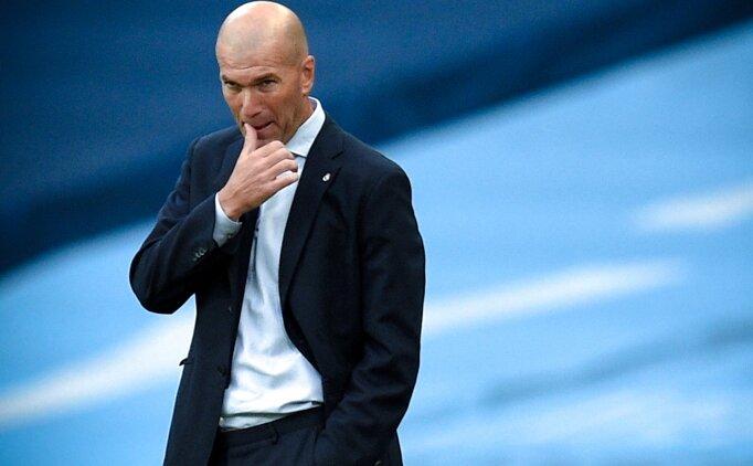 Zinedine Zidane: 'Mazeretimiz olamaz'