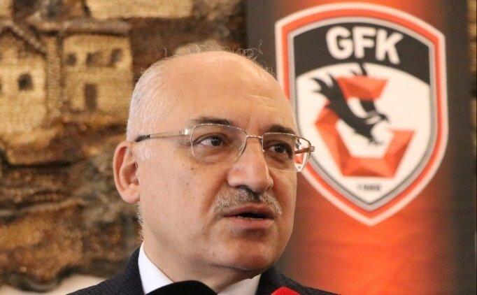 Gaziantep'te Mehmet Büyükekşi görevi bırakıyor!