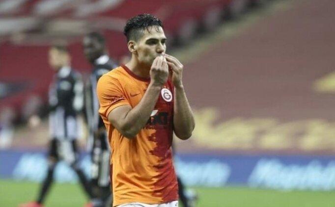Falcao, 4 farklı takımla Beşiktaş'a gol attı