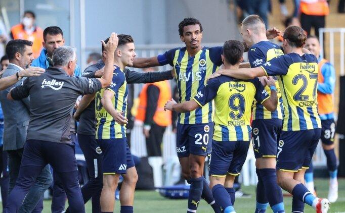 Süper Lig'de en genç takım Fenerbahçe