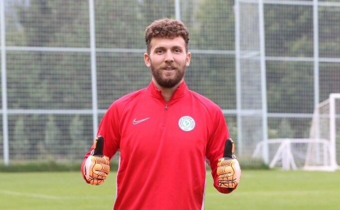 Galatasaray'dan kaleci sürprizi; Tarık Çetin
