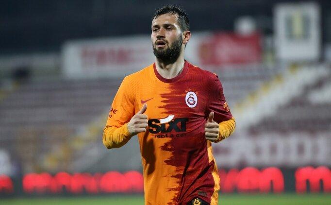 Galatasaray Ömer Bayram ile anlaştı