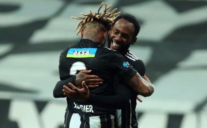 Beşiktaş'ta N'Koudou, derbide sahada olacak mı?