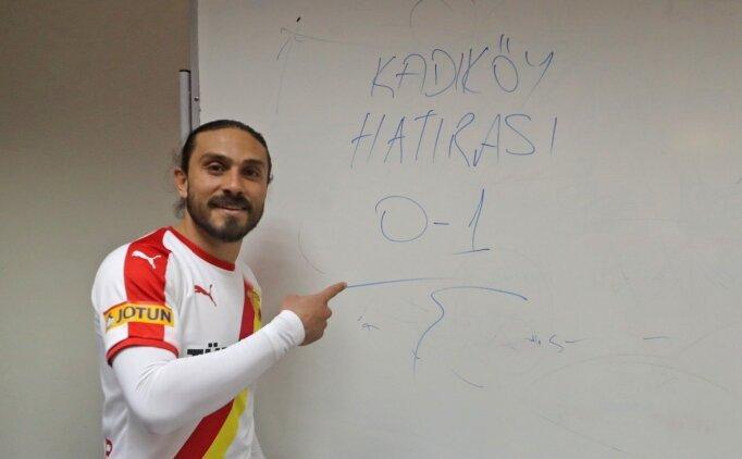 Göztepe'nin Totti'si; Halil Akbunar