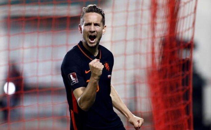 Beşiktaş'ın Luuk de Jong transferinde tek rakibi var