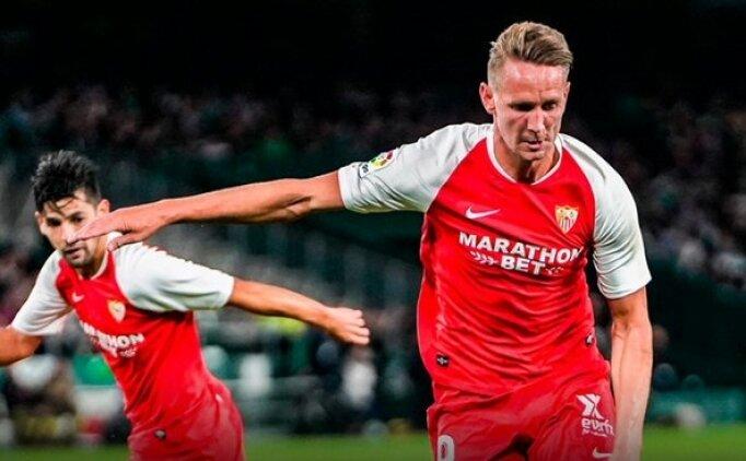 Beşiktaş'tan Luuk de Jong için görüşme
