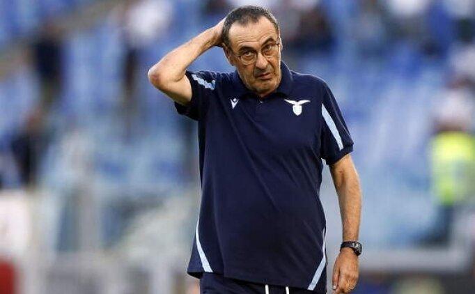 Sarri: 'Galatasaray maçı zor'