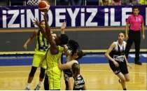 Fenerbahçe Öznur Kablo'dan derbide 43 sayı fark!