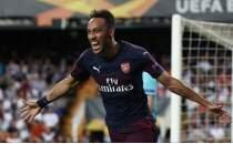 UEFA Avrupa Ligi'nde Arsenal rüzgarı esti! Sıra kupada...