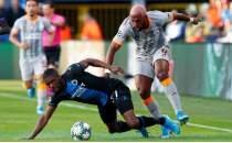 Fransız basını: 'Brugge, Galatasaray'a karşı hayal kırıklığı ile başladı'