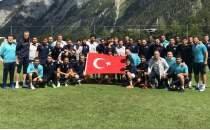 Medipol Başakşehir, 3 oyuncusundan yoksun çalıştı
