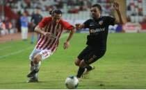 Antalyaspor kaçtı, Kayserispor yakaladı